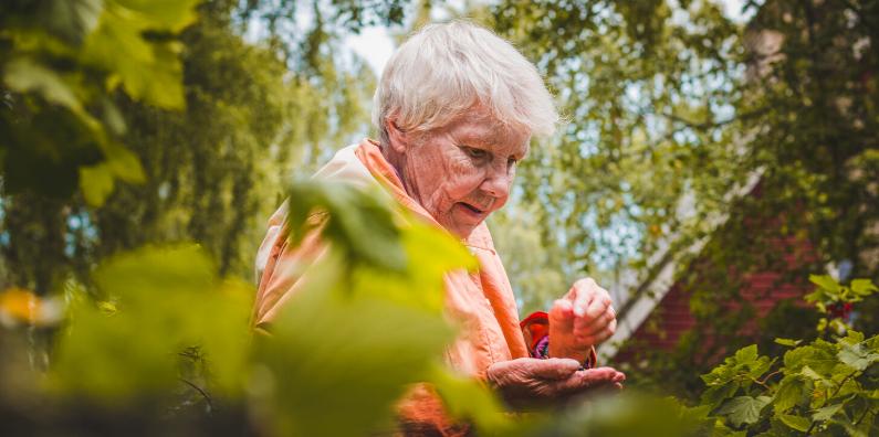 higiena osoby starszej