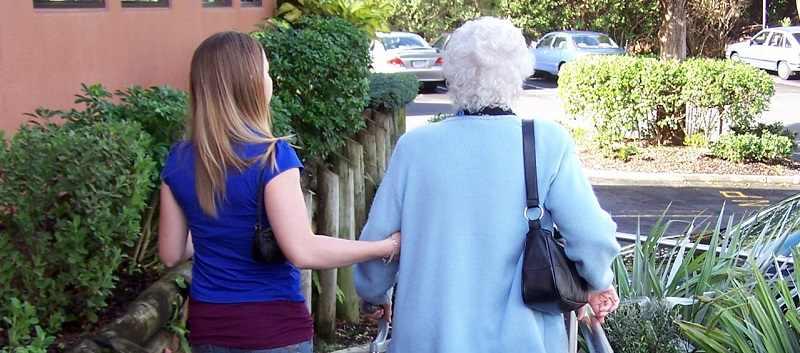 opieka chora na demencję