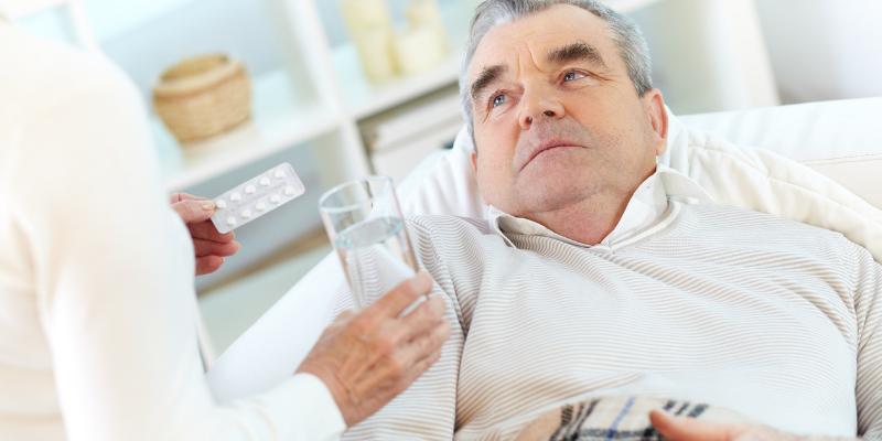 Zaparcia u osób starszych