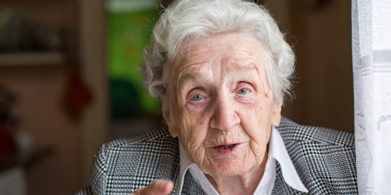 zatwardzenie u osoby starszej