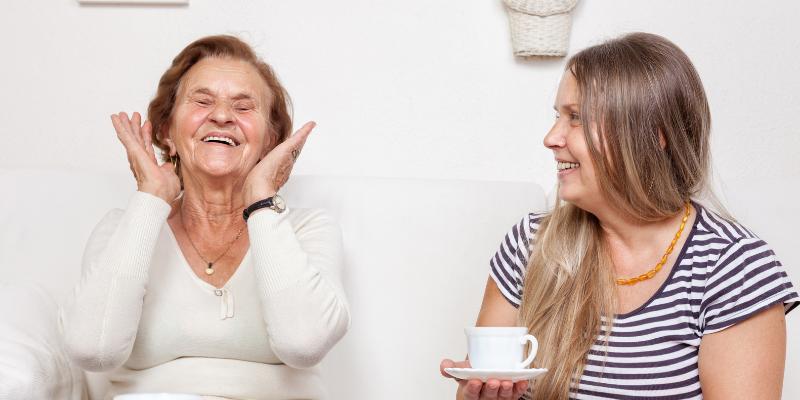 opieka nad seniorem w domu