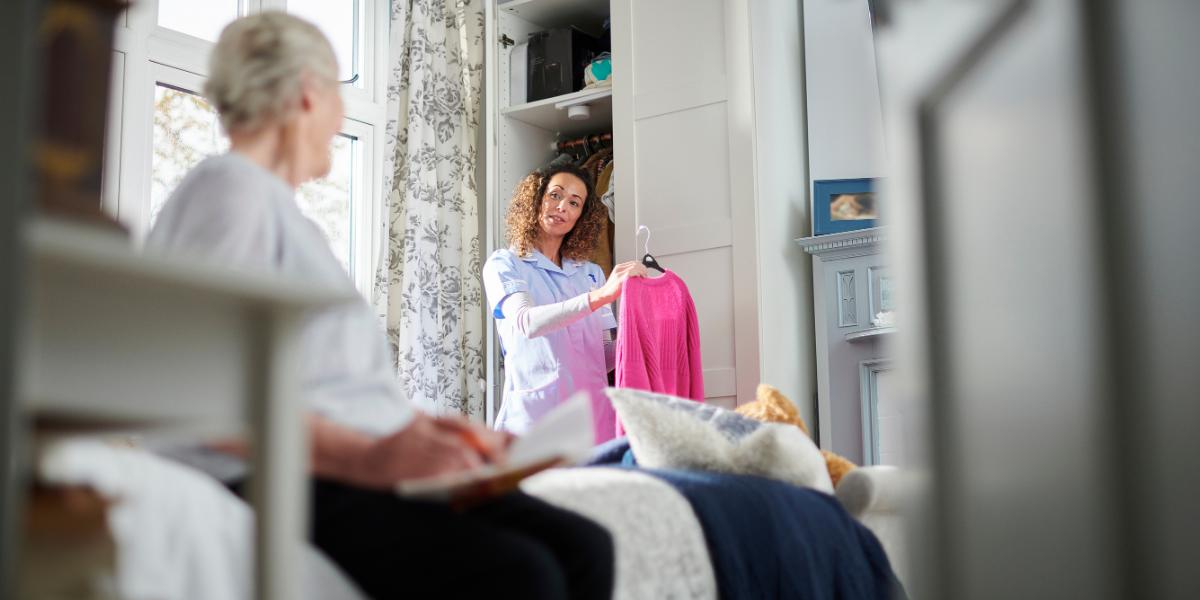 opieka nad seniorem opieka nad osobą starszą w domu