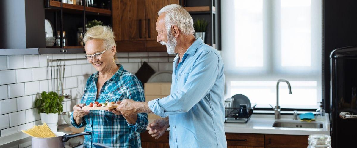 odporność seniora