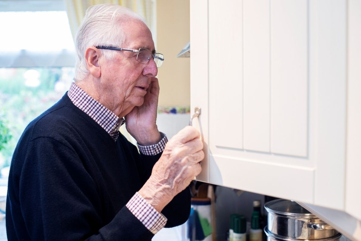 demencja u osób starszych