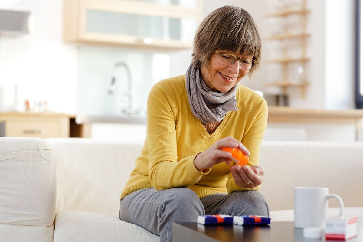 lekarstwa dla seniora