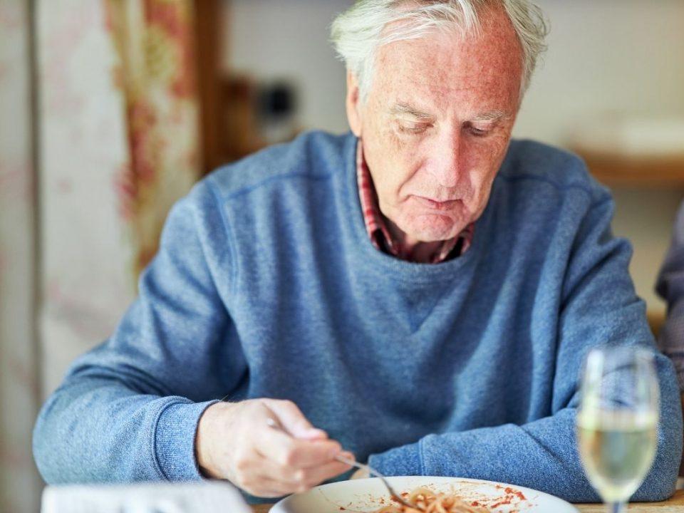 żywienie osoby starszej